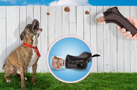 £6 instead of £15 (from Urshu) for a pet-treat launcher - avoid slobbery fingers and save 60%