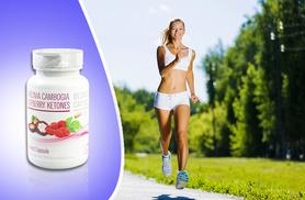 £8 (from Ultra Supplements) for a 1-month* supply of Raspberry Ketone & Garcinia Cambogia capsules - save 80%