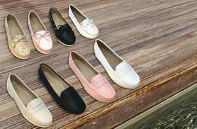 £7.99 instead of £49.99 (from The Fashion City) for a pair of spring loafers in a choice of eight styles - save 84%