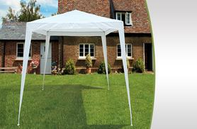 £19.99 instead of £69.99 for a large 2.5m x 2.5m garden gazebo from Wowcher Direct - save 71%