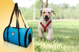 £12 instead of £26.99 (from SalonBoxed) for a collapsible pet carrier case - save 56%