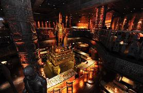 £49 instead of up to £80.80 for a 3-course meal & Champagne cocktails for 2 at celebrity fave hangout Shaka Zulu from BuyaGift - save up to 39%