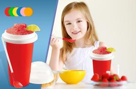 £6.99 instead of £29.99 (from London Exchainstore) for an instant slushy maker cup, £12.99 for two - save up to 77%
