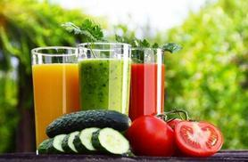 £39 instead of £190 (from Juice Jungle) for a 3-day juice cleanse, £59 for 5 days - save up to 79%