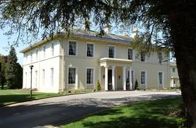 £89 (at Eastwood Hall, Nottinghamshire) for a one-night stay for two with a two-course dinner, wine, breakfast and late check-out, £139 for two nights - save up to 37%