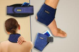 £9.99 for a hot and cold 'therapy' neck, elbow or ankle wrap, £12.99 for a knee wrap from Wowcher Direct - save up to 67%