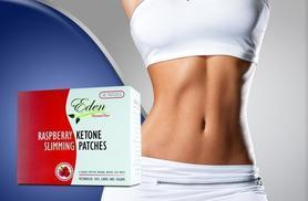 £10 instead of £45 (from Eden Personal Care) for a 1-month* supply of raspberry ketone tummy patches - save 78%
