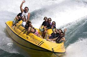 £19 for a 2-hour Jet Viper powerboating experience for 1 person, £27 for 2 people or £53.90 for 4 people with Saber Powersports, Southampton - save up to 73%