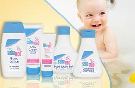 £9.99 instead of £18.91 for a 5-piece baby skincare bundle from Wowcher Direct - save 47%