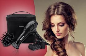 £22 instead of £69.99 (from My Perfume Room) for a five-piece Toni & Guy  hairdryer styling set - save 69%