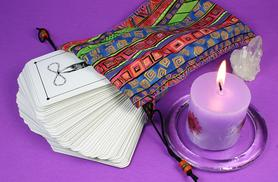 £19 instead of up to £85 for a 1-hour tarot reading or 1-hour Reiki session at Mystic Jen, Harley Street - save up to 78%