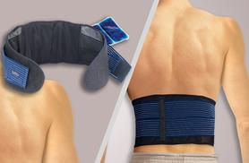 £14.99 instead of £26 for a HoMedics® 'Hot & Cold Therapy' back wrap from Wowcher Direct - save 42%