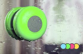 £9 instead of £49.99 (from Emyub) for a Bluetooth shower speaker - shake it in the shower and save 82%