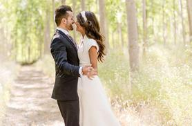 £279 for a full day wedding photography package including up to 300 images on CD and 3 prints from With This Ring Wedding Photography - save up to 69%
