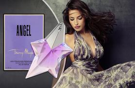 £29.99 instead of £57.01 for a 25ml Thierry Mugler Angel eau de parfum from Wowcher Direct - save 47%