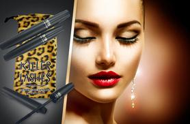 £8 (from Look Good Feel Fabulous) for a 'Killer Lashes' mascara and brush-on fibre lash extender set, £14 for 2 sets - save up to 73% + DELIVERY INCLUDED!