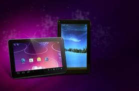 """£55 instead of £209.99 for a 9"""" dual core LCD panel touchscreen Android tablet from Wowcher Direct - save 74%"""