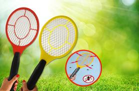 £4.99 instead of £12 (from Urshu) for two handheld bug zapper rackets - save 58%