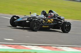 £49 instead of up to £79 for a 2-hour Ariel Atom supercar driving experience at 6th Gear Driving Experience - choose from 5 locations and save up to 38%