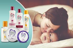 £9 instead of £21.06 (from ClearChemist) for a 6-piece Cussons Mum & Me bundle including hand gel, baby body cream, sleep balm and more - save 57%