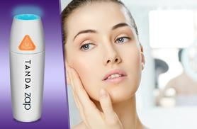 £14.99 instead of £36 for a Tanda Zap acne light treatment device from Wowcher Direct - save 58%