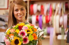 £34 instead of £75 for a 2½-hour flower arranging class at The Blossom House, Crouch End - save 55%