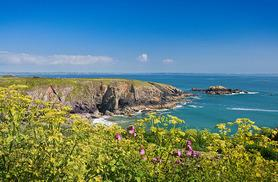 From £99 (at Howells Leisure) for a 3 or 4-night 4* Pembrokeshire coast caravan break for up to 6 people, from £179 for 7 nights - save up to 40%