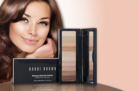 £19.99 instead of £35 (from My Perfume Room) for a Bobbi Brown Shimmer Brick 'raw sugar' eye palette - save a sparkly 43%