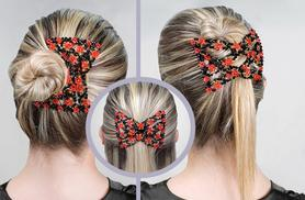 £9.99 instead of £50 for a set of 5 assorted 'Swinky' hair accessories from Wowcher Direct - save 80%