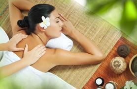 £19 for a Swedish massage and Express facial at Beautylicious Boutique, Manchester