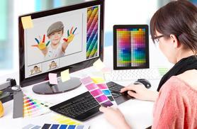 £24 instead of £699 (from e-Careers) for an Adobe certified 5-course graphic design package - develop your design skills and save 97%