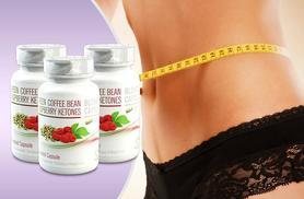 £18 (from Ultra Supplements) for a 3-month* supply of raspberry ketone and green coffee supplements - save 83% + DELIVERY INCLUDED!
