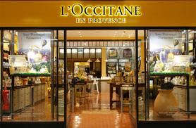 £10 for a L'Occitane Pamper package inc. skin consultation & hand massage with glass of sparkling wine at 2 Manchester locations