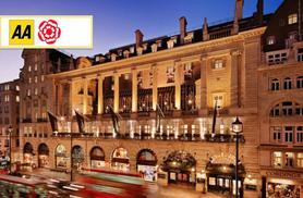 £49 for a three-course meal and Prosecco for two at Terrace Grill & Bar in the 5* Le Meridien Piccadilly