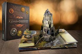 £25 instead of £39.38 (from Random House) for a hardback copy of 'Game of Thrones: A Pop-up Guide to Westeros' - save 37%