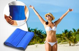 £4.99 instead of £24.99 (from Quick Style) for a neoprene sauna belt - save 80%