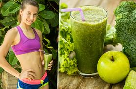 £16 instead of £299 (from iLearn Juicing) for a 12-day 'Total Transformation' detox course - save 95%