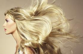 £16 instead of up to £75 for a half head of highlights, cut and blow dry at Clash Hair & Beauty, Leith - save up to 79%