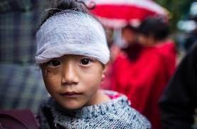 Donate to the Nepal earthquake emergency appeal from just £5 - all proceeds go directly to ActionAid