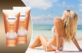 £7.99 instead of £17.50 (from ClearChemist) for a twin pack of Fake Bake 'Tinted Body Glow' - save 54%