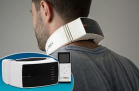 £49.99 instead of £117.00 (from 500 Cosmetics) for a U-Neck heated neck massage device - save 57%