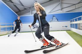 From £15 for a 1-hour ski or snowboarding lesson for one at Skiplex - choose from 3 locations & save up to 57%