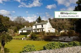 £99 instead of up to £180 (at Uplands Hotel, Cartmel) for a 2-night stay for 2 with breakfast, £129 to include a 2-course dinner - save up to 45%