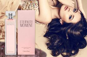 £19.99 instead of £43.06 for a 50ml bottle of Calvin Klein Eternity Moment EDP from Wowcher Direct - save 54%