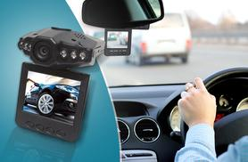 £16.99 instead of £99.99 (from eGlobal Shoppers) for an in-car accident camera - save 83%