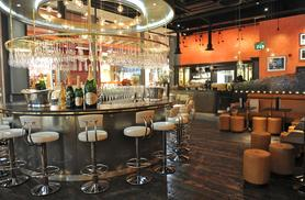 £39 for a Champagne afternoon tea for 2 at Searcy's Champagne Bars from Buyagift - choose from 3 London locations!