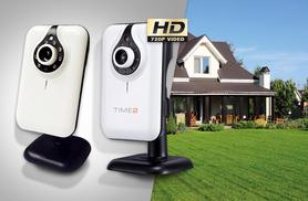 £34.99 instead of £139.99 (from Fontab) for an MIP11 wireless surveillance camera with night vision or £44.99 for an HD version - save up to 71%