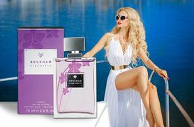 £10 instead of £43.01 for a 75ml bottle of Beckham Signature eau de toilette for women from Wowcher Direct - save 77%