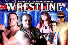 £6 instead of up to £13 for a ticket to see the World Wide Wrestling League live - choose from nine locations & save up to 54%