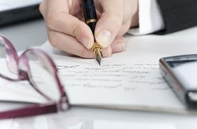 £18 for a single will writing service via telephone appointment, or £28 for a double will from Clarity Wills - keep your loved ones protected and save up to 82%
